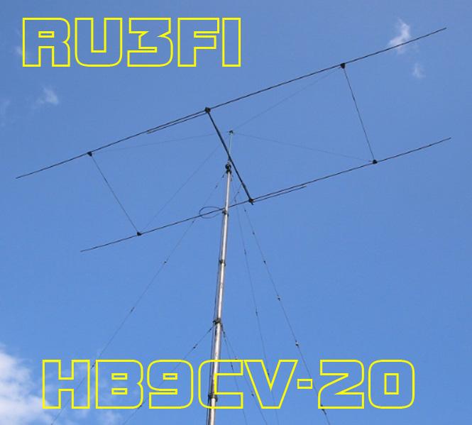Антенны КВдиапазона 0530 МГц купить в Москве и